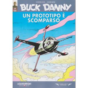 Buck Danny - Un prototipo è scomparso - n. 5 - settimanale
