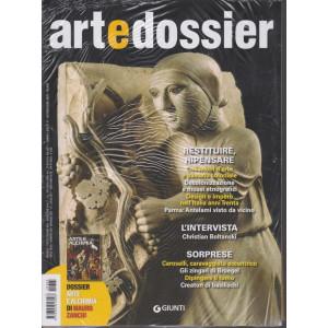 Art e dossier -n. 383 - mensile - gennaio 2021 + Arte e alchimia. Dall'antico al contemporaneo - 2 riviste