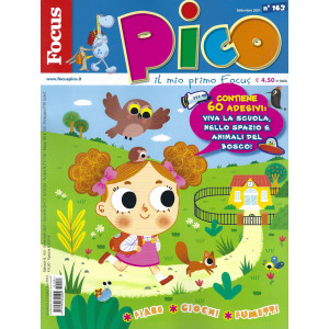 Focus Pico - n. 109  -settembre 2021- mensile