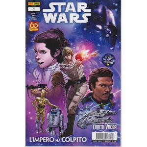 Star Wars - L'impero ha colpito - n. 1 - mensile - 11 marzo 2021