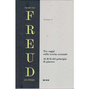 Sigmund Freud - Le opere - Volume 5 - Tre saggi sulla teoria sessuale - Al di là del principio di piacere -  - copertina rigida -