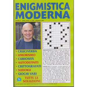 Enigmistica moderna - n. 387 - mensile - gennaio 2021