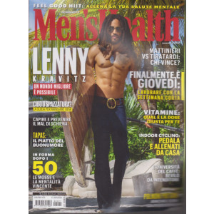 Abbonamento Men's Health (cartaceo  mensile)