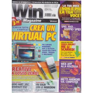 Win Magazine Plus - rivista + dvd - n. 273 - Gennaio 2021 - mensile