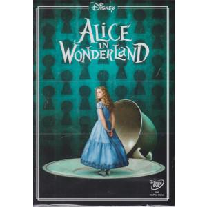 I dvd di Sorrisi 4 n. 18 - Alice in wonderland - settimanale - aprile 2021