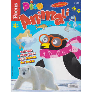 Focus Pico Animali -    16 febbraio 2021 - mensile - n.2