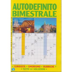 Autodefinito Bimestrale - n. 47 - bimestrale -ottobre - novembre  2021