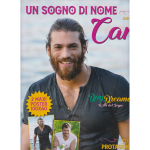 Un sogno di nome Can - 2 maxi poster 100 x 60 - n. 74 - Day Dreamer - Le ali del sogno - trimestrale - marzo maggio 2021