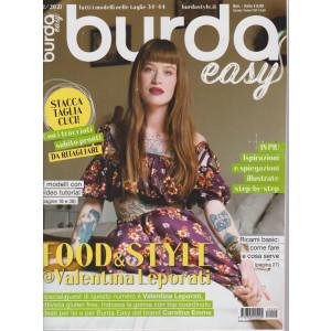 Burda Easy -n.2  - bimestrale - 1/4/2021