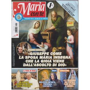 Maria con te - n. 11 - settimanale -14 marzo 2021
