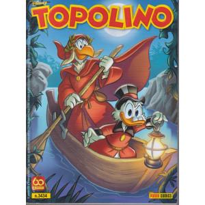 Topolino - n. 3434- settimanale -15 settembre 2021