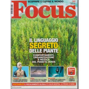 Focus - n. 345 - luglio   2021 - mensile