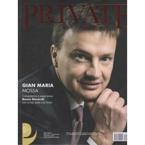Private -  Magazine del private banking - n. 1 - gennaio 2021 - mensile -
