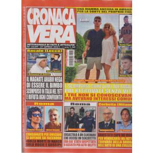 N.Cronaca Vera - n. 2539 -27  aprile   2021- settimanale di fatti  e attualità