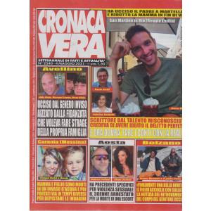N.Cronaca Vera - n. 2540 -4 mggio   2021- settimanale di fatti  e attualità