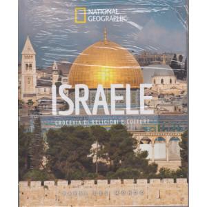 National Geographic - Israele - Crocevia di religioni e culture  - n. 17 - settimanale - 25/12/2020- copertina rigida