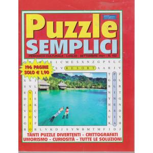 Puzzle semplici - n. 103 - luglio - settembre   2021 - 196 pagine