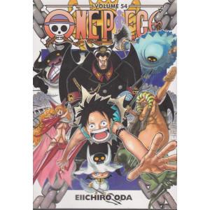 One Piece - n. 54 - settimanale -