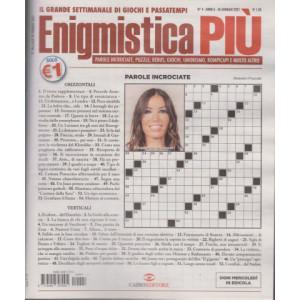 Abbonamento Enigmistica Più (cartaceo  settimanale)