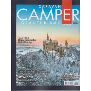 Caravan e Camper  - Granturismo - n. 527 -gennaio 2021- mensile