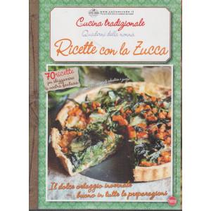 Cucina Tradizionale Extra - Quaderni della nonna - Ricette con la zucca  - n. 71 - bimestrale - dicembre 2020