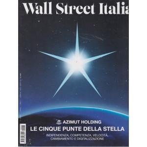 Wall Street Italia - n. 8 -agosto 2021  - mensile