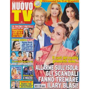 Nuovo Tv - n. 10  - 15 marzo  2021 - settimanale