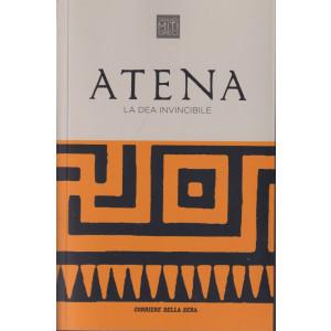 Grandi miti greci - Atena - La dea invincibile-    n. 21  - settimanale - 159  pagine