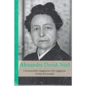 Grandi donne - n. 48-Alexandra David Neel -  settimanale -13/8/2021 - copertina rigida