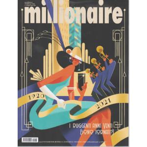Milionaire - n. 8 - luglio - agosto 2021 - mensile