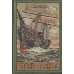 Emilio Salgari -I pirati della Malesia -n.4 -     1/10/2021 - settimanale - copertina rigida