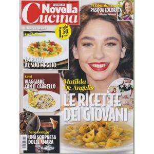 Novella Cucina - n. 4 - mensile - aprile  2021