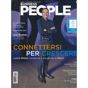 Business People - n. 9 -  - mensile - 27/8/2021  + in allegato L'anima della cucina - 2 riviste
