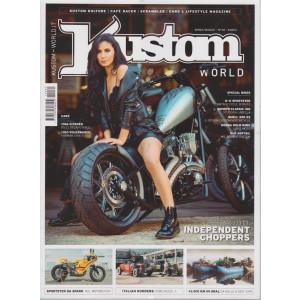 Kustom World - n. 65 - aprile - maggio  2021 - bimestrale