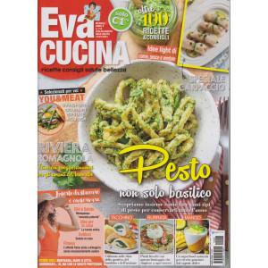 Eva Cucina - n. 8 - mensile -luglio - agosto   2021