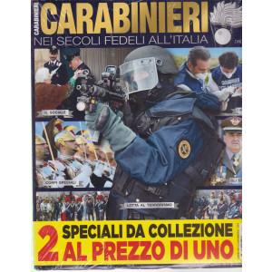 La gloriosa storia dei carabinieri + La gloriosa storia dei paracadutisti - n. 7 - bimestrale - maggio - giugno 2021- 2 riviste