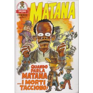 Il mondo di Rat Man - n. 10 - Matana - Quando parla Matana...i morti tacciono! - bimestrale - 17 giugno 2021 -