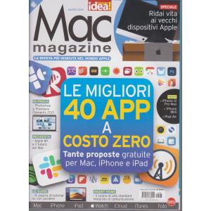 Mac magazine - n. 145 - mensile - marzo  2021