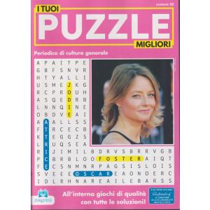 I tuoi puzzle migliori - Jodie Foster  n. 28 -12/10/2021 - bimestrale