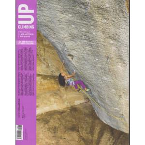 Up Climbing - n. 10 - bimestrale - gennaio - febbraio 2021
