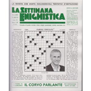 La Settimana Enigmistica - n. 4634 - 14/1/2021 - settimanale