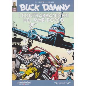 Buck Danny -I contrabbandieri del Mar Rosso-  n. 18 - settimanale