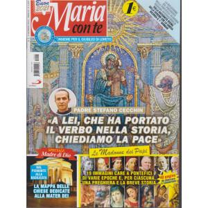 Maria con te - n. 1 - settimanale -3 gennaio 2021