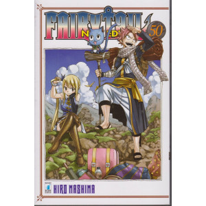 Big - n. 61 -  - Fairy Tail New Edition 50- mensile -febbraio 2021