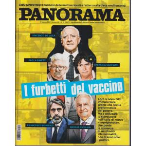 Panorama -  n. 12- settimanale -17 marzo  2021