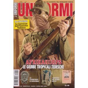 Uniformi - n. 42 - bimestrale -marzo - aprile 2021