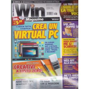 Win Magazine -+ dvd da 8 gb -  n. 273 - gennaio 2021 - mensile