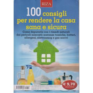 Le ricette Perdipeso - n. 118 -100 consigli per rendere la casa sana e sicura  -settembre  2021