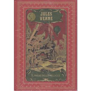 Jules Verne - Il paese delle pellicce - 21/5/2021 - settimanale - copertina rigida