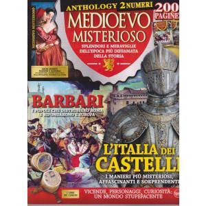 Medioevo Misterioso Anthology - n. 8 - febbraio - marzo 2021 - bimestrale  - 2 numeri - 200 pagine
